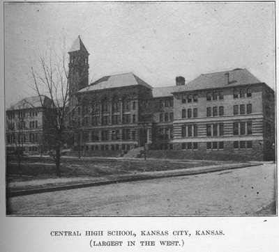 Wyandotte County Kansas History Ch Xxxi Pt 1